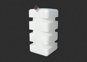 Ορθογώνιες δεξαμενές - Οριζόντιες / Κάθετες